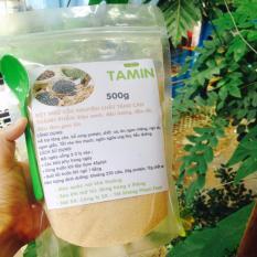 Bột đậu ngũ cốc hỗ trợ tăng cân 500g TAMIN