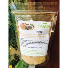 Bột Đậu nguyên chất vị Socola ( 5 loại đậu + bột cacao) Tăng Cân TAMIN 500gram