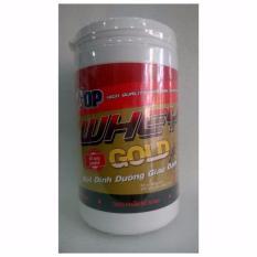 Giá Niêm Yết Bột dinh dưỡng giàu đạm Top Whey Gold 800g