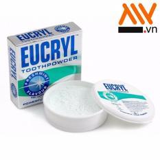 Bột Làm Trắng Răng Eucryl Tooth Powder 50g