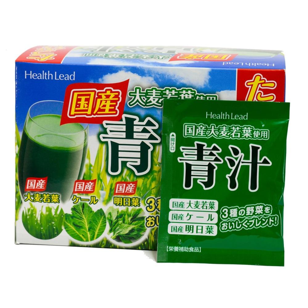 Bột lúa mạch non Health Lead