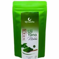 Bột trà xanh nguyên chất Uji Yano Matcha (100g / bag )