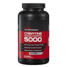 Bột uống hỗ trợ tăng cơ bắp GNC Creatine Monohydrate 5000 250g