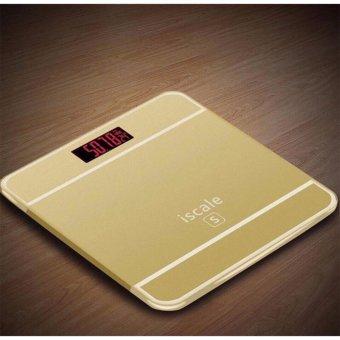 Cân sức khỏe điện tử kiểu Iphone Iscale (Gold) - 8312064 , NO007HBAA3V5H9VNAMZ-6915297 , 224_NO007HBAA3V5H9VNAMZ-6915297 , 260000 , Can-suc-khoe-dien-tu-kieu-Iphone-Iscale-Gold-224_NO007HBAA3V5H9VNAMZ-6915297 , lazada.vn , Cân sức khỏe điện tử kiểu Iphone Iscale (Gold)