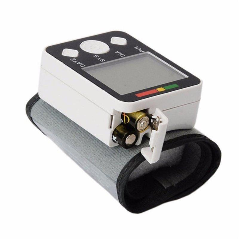 Nơi bán Chữa tụt huyết áp - Máy Đo Huyết Áp Cổ Tay cao cấp H268, giá rẻ nhất, sử dụng đơn giản -  Bảo Hành Uy Tín TECH-ONE