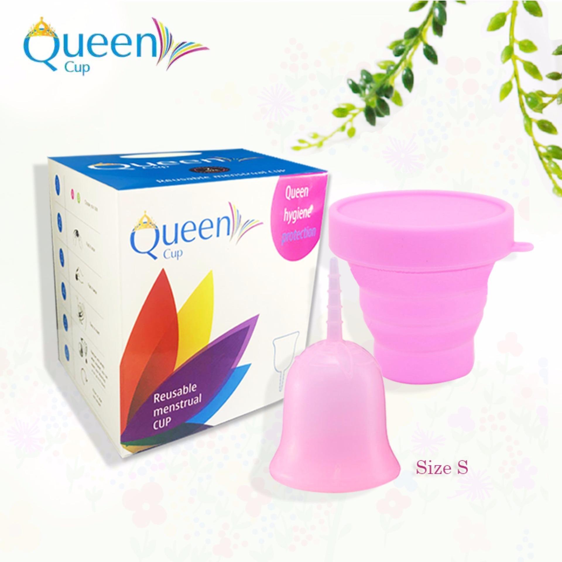 Đánh Giá Cốc Nguyệt San Queen Cup ( size S )