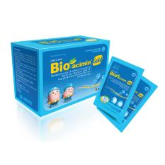 Cốm vi sinh Bio Acimin Gold – Tiêu hoá khoẻ, trẻ ăn ngon