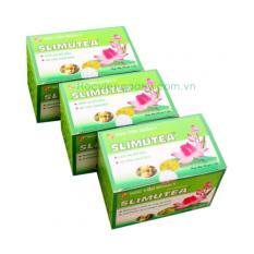 Combo 3 Hộp trà Slimutea giảm cân HVQY