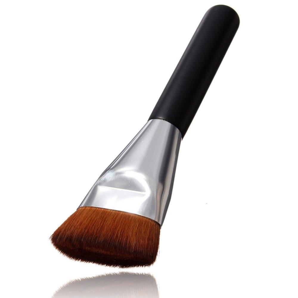 ... Cosmetic Pro 163 Flat Contour Brush Big Face Blend Makeup Brush -intl ...