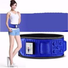 Mẫu sản phẩm Đai massage rung giảm mỡ bụng X5 (Xanh)