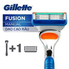 Dao cạo điện Gillette Fusion ProGlide Manual Razor