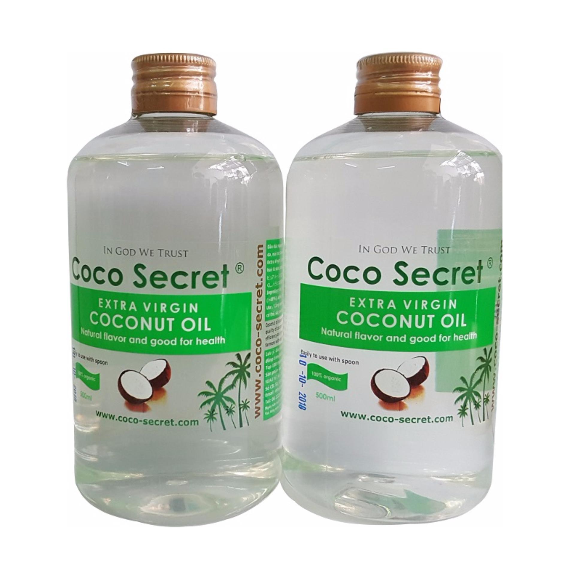 Nơi nào bán Dầu dừa CoCo Secret 500ml