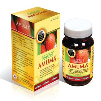 Dầu gấc Plus Amuma