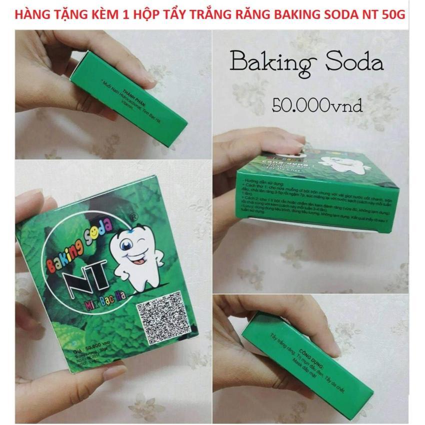 Dầu hấp tóc Collagen Karseell Maca 500ml + Tặng kèm 1 hộp bột tẩy trắng răng Baking Soda NT 50g...