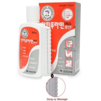 Dầu nóng xoa bóp/massage Yuhan Antiphlamine Lotion 100ml - Hàn Quốc-chính hãng