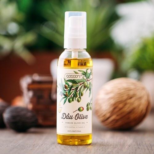 Dầu Olive (oliu) Cocoon 100% nguyên chất (100ml)