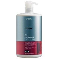 Dầu xả giữ màu cho tóc nhuộm Lakme Teknia Color Stay 1000ml