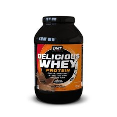 Delicious Whey Protein 1kg Belgian Chocolate