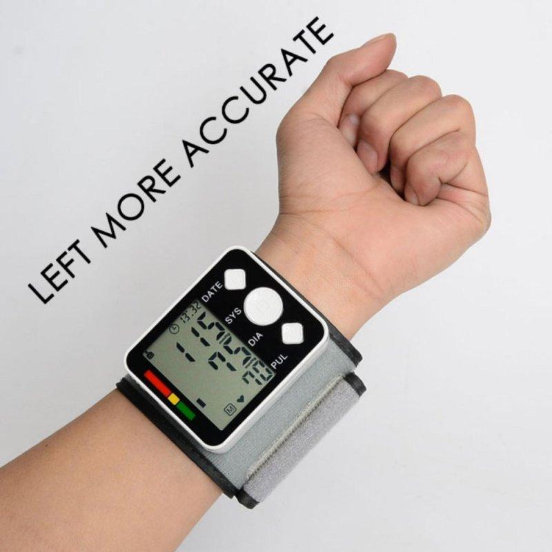 Nơi bán Đồng hồ đo huyết áp - Máy Đo Huyết Áp Cổ Tay cao cấp H268, giá rẻ nhất, sử dụng đơn giản -  Bảo Hành Uy Tín TECH-ONE