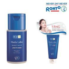 Dung dịch dưỡng trắng da tối ưu Hada Labo Perfect White Lotion 100ml – Tặng 1 Kem rửa mặt Hada Labo Perfect White 25g