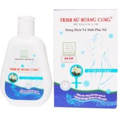 Dung Dịch Vệ Sinh Phụ Nữ Trinh Nữ Hoàng Cung – 100ml – TNHC1005T25
