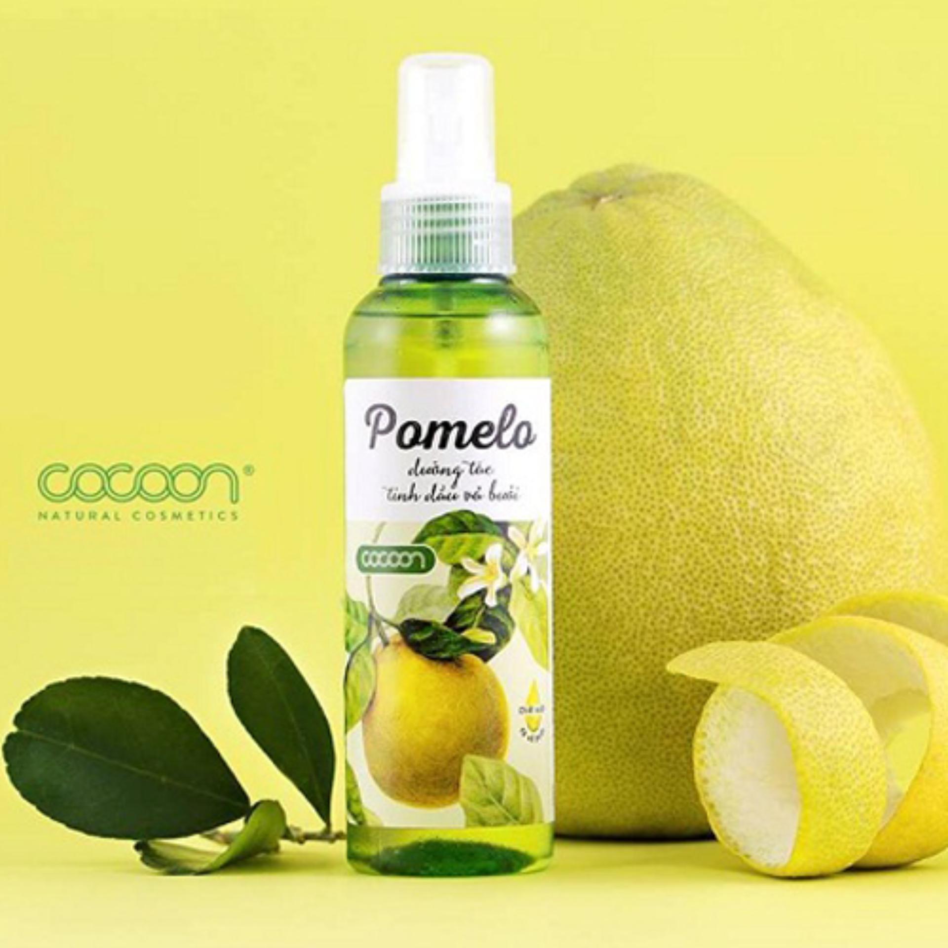 Báo Giá Dưỡng tóc tinh dầu vỏ bưởi COCOON Pomelo 130ml
