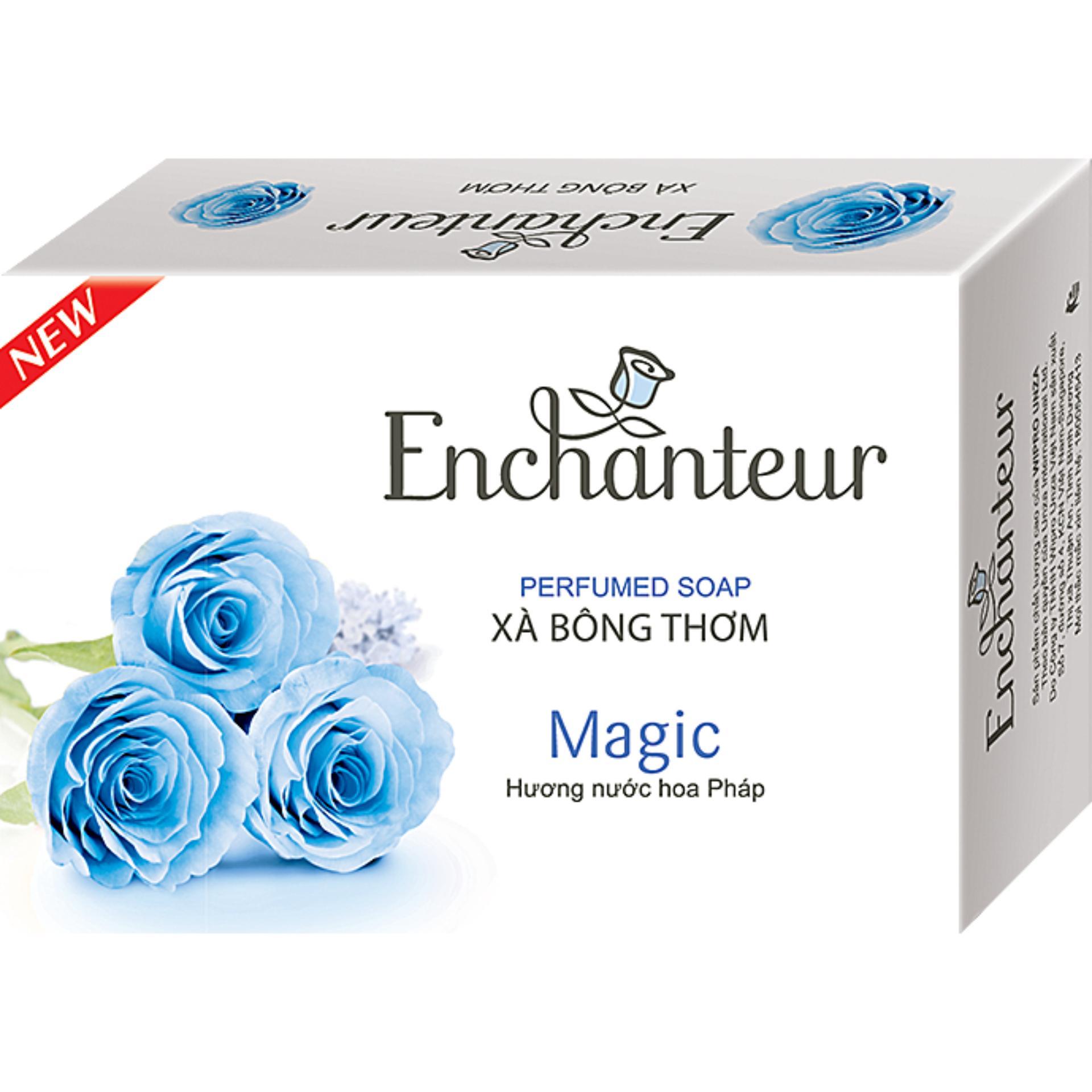 Enchanteur – Xà bông thơm Magic 90g