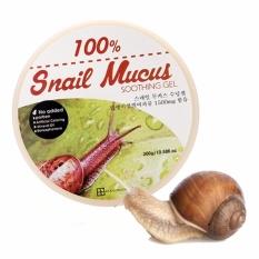 Gel Dưỡng Da Đa Năng Chiết Xuất Ốc Sên Ra&gowoori Snail Mucus Soothing Gel 100% 300ml