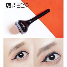 Gel kẻ mắt Tonymoly Backstage Gel Eyeliner 4g (#02 Brown – Nâu)