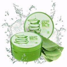 Gel Lô Hội Làm Đẹp Đa Công Dụng Nature Republic Aloe Vera 92% Soothing Gel 300ml