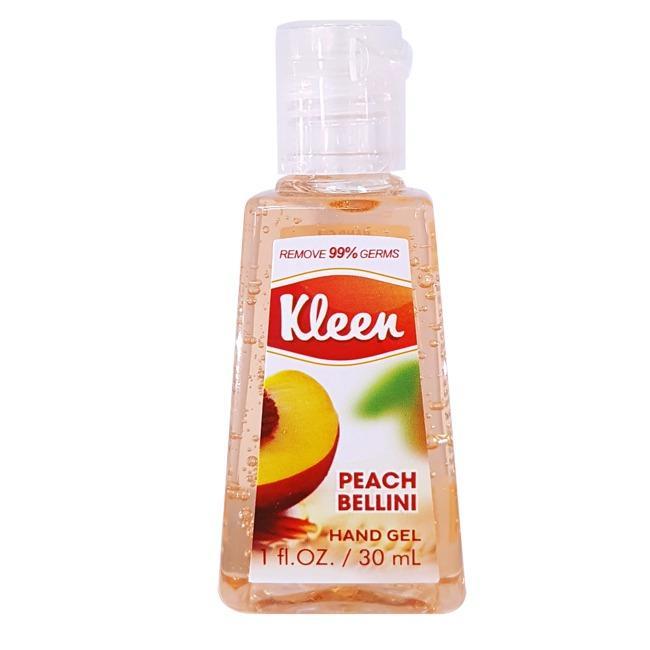 Gel rửa tay Kleen (Hương đào)- N35
