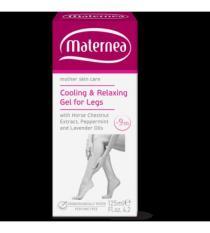 Gel thư giãn và làm mát da chân maternea
