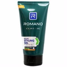 Gel vuốt tóc Romano Classic giữ tóc cứng vừa loại 4.150g