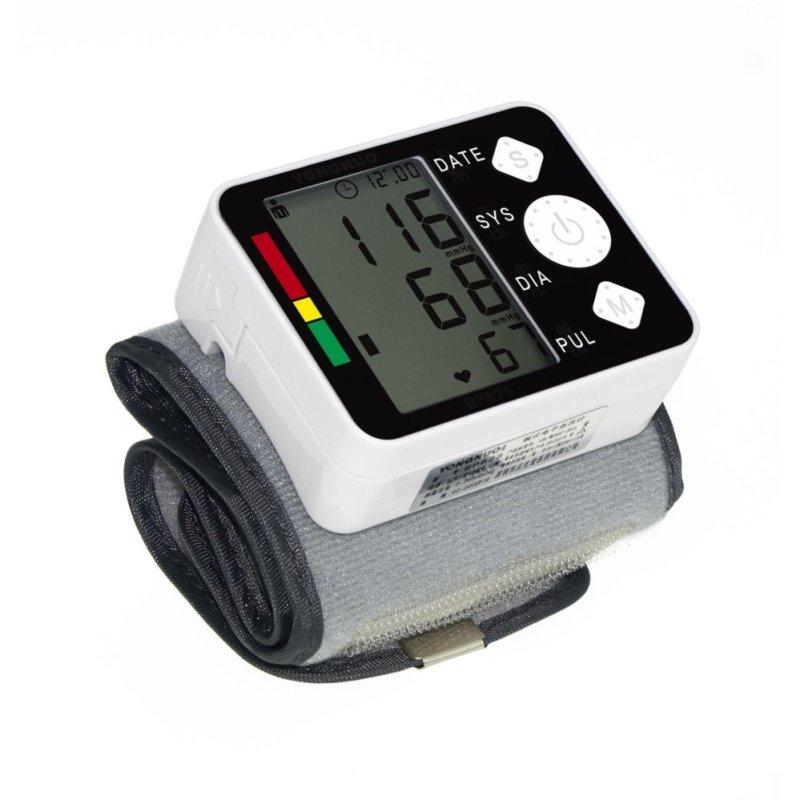 Nơi bán Giá máy đo huyết áp cơ - Máy Đo Huyết Áp Cổ Tay cao cấp H268, giá rẻ nhất, sử dụng đơn giản -  Bảo Hành Uy Tín TECH-ONE