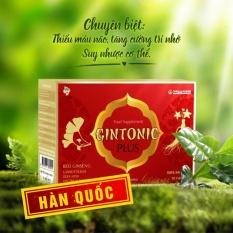 Gintonic Plus Bổ não Hàn Quốc