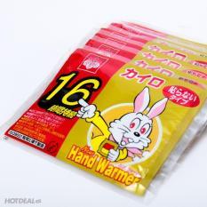 Gói 10 Miếng dán giữ nhiệt giữ ấm cho cơ thể