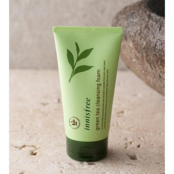 Green Tea Pure Cleansing Foam Sữa Rửa Mặt Innisfree