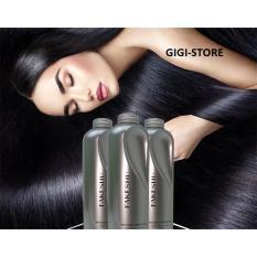Hấp tóc mềm mượt Fakeshu phủ lụa tơ tằm (618ml)