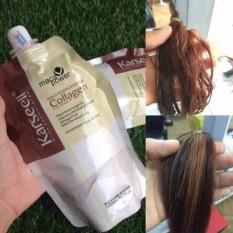 Hấp tóc phục hồi hư tổn Collagen_Karseell 500ml