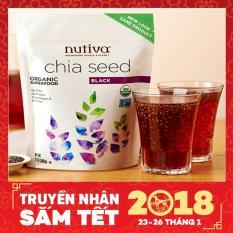 Nơi nào bán Hạt chia Nutiva Organic Chia Seed 907g