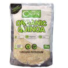 Nơi mua Hạt diêm mạch Organic Quinoa Của Úc Absolute Organic 1kg