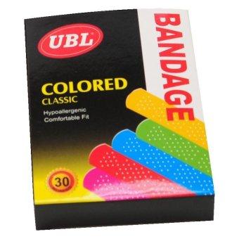 Hộp 3 loại băng dính cá nhân khác nhau UBL AG0587