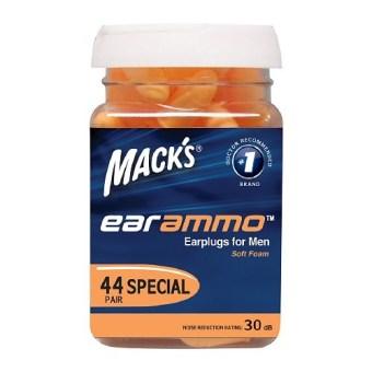 Hộp 44 cặp nút bịt tai cho nam Mack