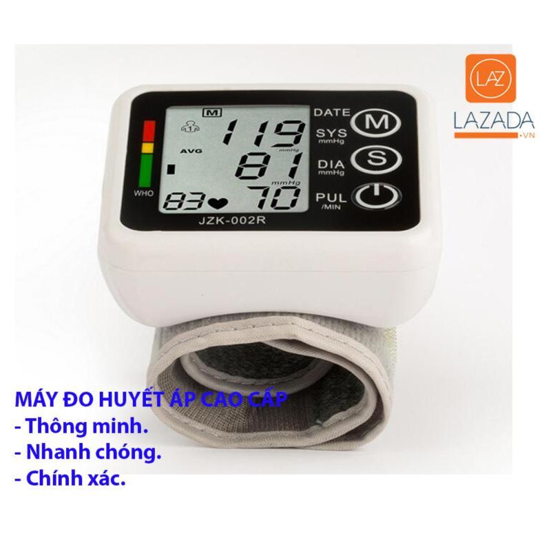 Nơi bán Huong dan su dung may do huyet ap, Hướng dẫn sử dụng máy đo huyết áp - Máy đo huyết áp cổ tay Cao Cấp HDS9 - Đo thông minh, Chính xác, Nhanh Chóng - BH uy tín 1 đổi 1.