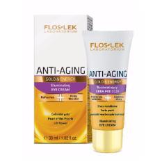 Kem chống lão hóa và dưỡng da vùng mắt Anti Aging Illuminating eye cream 30ml tốt nhất