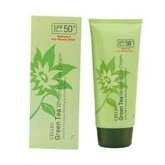 Cập Nhật Giá Kem chống nắng Cellio Green Tea Whitening Sun Cream SPF50 PA+++ 70g