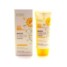 Kem chống nắng DaBo White SunBlock Cream SPF 50 PA+++ 70ml