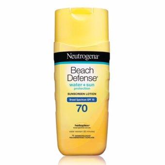Kem Chống Nắng Neutrogena Beach Defense Sunscreen Lotion Broad SPF70 198ml