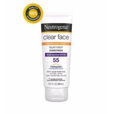 Nơi Bán Kem Chống Nắng Neutrogena Clear Face Broad Spectrum SPF 55 88ml