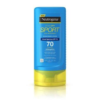 Kem chống nắng Neutrogena SPF 70 CoolDry Sport Sunscreen Lotion147ml